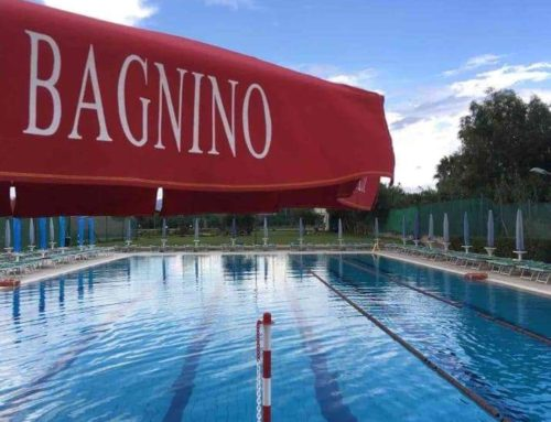 Piscina all'aperto di Ussana